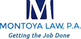 Montoya Law Firm P.A., Logo